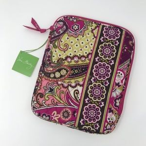 NEW! Vera Bradley Tablet Sleeve